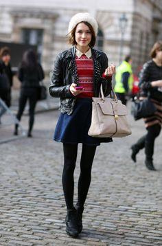 Street Style: London | Photographer: Phil Oh - Street Peeper