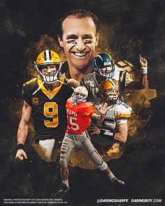 Daring Boy Interactive is the sports art and design studio of Matt Sharpe, proudly based in beautiful Guelph, Canada. Nfl Football Players, Best Football Team, National Football League, Football Art, Clemson Football, Panthers Football, School Football, Fantasy Football, Lsu