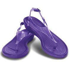 b125d6327384b7 Crocs Women s Really Sexi T-strap Sandal