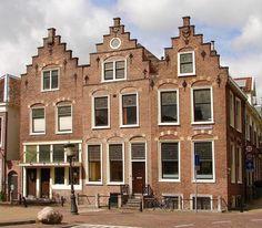 C.J. de Haas en G. Adriaans, restauratie Loeff Berchmakerstraat-Breedstraat, Utrecht 1922