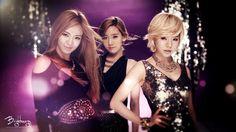 Girls' Generation; Hyoyeon , Taeyeon & Sunny for LOTTE's Challenge Sale