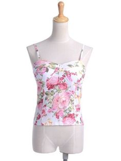 Anna-Kaci S/M Fit Multicoloured All Over Floral Pattern Bustier Style Tank Top, http://www.amazon.com/dp/B00GM4AMA6/ref=cm_sw_r_pi_awdm_WvDFub0AJTDAC