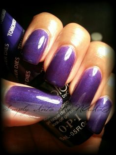 OPI Gelcolor Tomorrow Never Dies