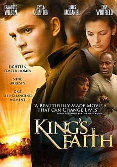 King's Faith - DVD #christiancinema