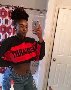 Black Girls Rock, Black Girl Magic, Black Boys, Dark Skin Girls, Dope Outfits, School Outfits, Fall Outfits, Girl Swag, Body Inspiration