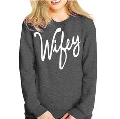 wifey sweatshirt bride sweatshirt | Queen Apparel #queen #apparel #brideshirt #teambride #bridesmaidsshirt #bridesmaid #bridal #queenshirt #queen_apparel #sweatshirt #shirts #funnyshirts #hoodies #maroon