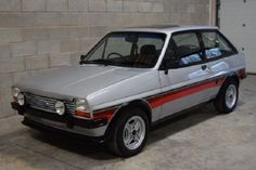 Check out this fast Ford. 1980 ford fiesta supersport, show condition and just 28896 miles. Ford Rs, Car Ford, Good Looking Cars, Mk1, Ford Classic Cars, Old Fords, Ford Escort, Supersport, Ford Motor Company