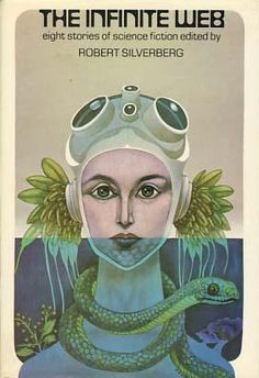 """illustrations by leo and diane dillon from """"the infinite web""""."""