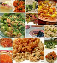 retete de post Veg Recipes, Good Healthy Recipes, Delicious Recipes, Romanian Food, Romanian Recipes, Fried Rice, Chicken Wings, Yummy Food, Meals