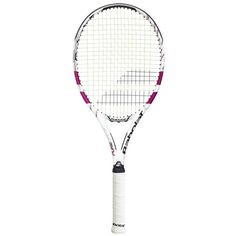 Babolat-Pure Drive Lite GT pink 101222-184 Tennis Racket, Pure Products, Pink, Tennis, Hot Pink, Pink Hair, Rose