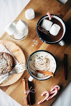 Add a bit of tahini to your hot chocolate, from my name is yeh