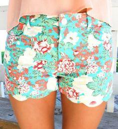 cute shorts love