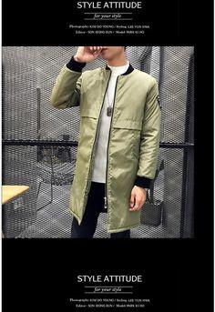 1b480abb0c2e 2019 2019 Oversized Long Bomber Jackets Men Hip Hop Streetwear Skateboard  Baseball Collar Tyga Military Flight Trench Coats Plus Size From ...