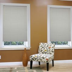 Just found the perfect window treatments!! - Blinds.com. – Ultra Insulating Triple Cell Shade #homedecor #blinds #cellular-shades