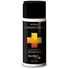 ColorMetrics TouchBack Plus Color Conditioner, Ash Blonde ** Visit the image link more details. (This is an affiliate link) #HairCare