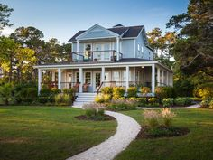 coastal cottage video house tour