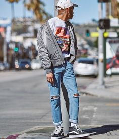 ** Streetwear daily - - - Click this picture to check out our clothing label ** Moda Streetwear, Streetwear Fashion, Cheap Streetwear, Men Street, Street Wear, Mode Man, Basket Mode, Skater Style, 90s Fashion