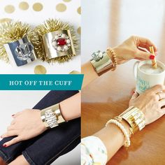 Hot off the cuff! Mix and match your favorite Lindsay Phillips #Switchflops snaps with this statement cuff!