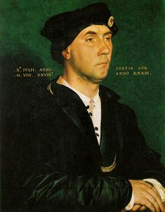 Sir Richard Southwell - 1536 by Hans Holbein the Younger