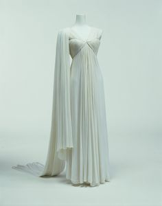~Dress Madame Grès, 1944~ The Kyoto Costume Institute