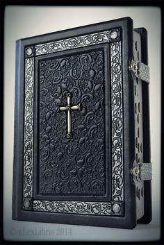 Dark Bible... by alexlibris999.deviantart.com on @deviantART
