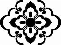 5 Best Images of Black And White Printable Designs - Black and White Damask Print, Free Printable Stencils Designs and Free Printable Stencils Designs Free Stencils, Stencil Templates, Stencil Patterns, Stencil Diy, Templates Printable Free, Stencil Painting, Printable Designs, Stencil Designs, Applique Patterns