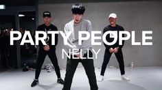 Hyojin Choi teaches choreography to Party People by Nelly Learn from instructors of 1MILLION Dance Studio in YouTube! 1MILLION Dance TUTORIALS YouTube Channe...