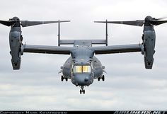 Bell-Boeing CV-22B Osprey aircraft picture