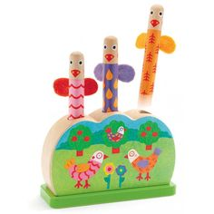 #Djeco #Kikou-Wizz #Pop-Up speelgoed #speelgoed #toys #littlethingz2