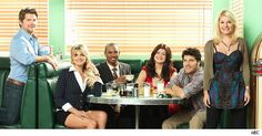 Happy Endings. Everyone should watch...such a FUNNY show!