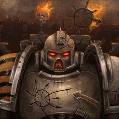 The iron warriors by FonteArt.deviantart.com on @deviantART