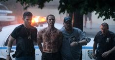 Still of Eric Bana and Sean Harris in Deliver Us from Evil (2014)