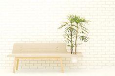 Lin Pod Bench Photo