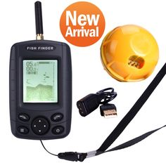 89.99$  Buy now - http://aliisa.worldwells.pw/go.php?t=32541265251 - Phiradar 4 Levels Grayscale Portable Built-in Lithium Battery Wireless Fish Finder FSTN LCD  Wireless Screen Fish Finder 89.99$