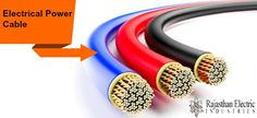 An #electricalcable, or #powercable is used to transmit #electricalpower.