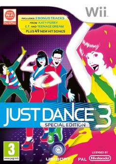 Just Dance 3 (Special Edition) (Wii): Amazon.co.uk: PC & Video Games