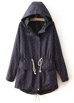 Dotted Raincoat~