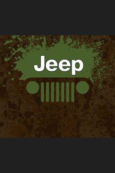 Download Jeep logo black wallpapers hd.   CAR   Jeep wallpaper ...