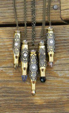 Bullet Jewelry ♥