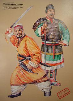 Han Dynasty Warriors (BCE 206 - 220 CE)