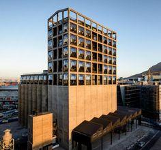 'The Silo' Opens in Cape Town