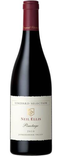 Neil Ellis Vineyard Selection Pinotage 2010  Veritas Double Gold Award  Buy it R219