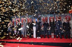 The cast and crew of Marvel's Iron Man 3 celebrate the premiere at the El Capitan Theatre on April 24, 2013 in Hollywood, California. http://marvel.com/ironman3live