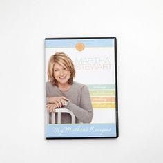 Martha Stewart: My Mother's Recipes