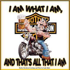You tell 'em Popeye! Motorcycle Humor, Motorcycle Posters, Motorcycle Art, Motorcycle Tattoos, Harley Davidson Wallpaper, Harley Davidson Art, Harley Davidson Motorcycles, Biker Quotes, Biker Sayings