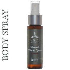 Wellbeing Perfume Body Spray