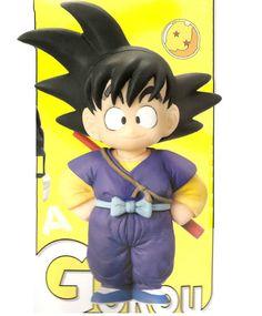 Figura Goku, 13 cms Dragon ball Z
