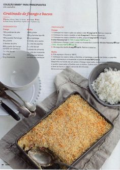 Food C, Meat Recipes, Cornbread, Make It Simple, Nom Nom, Bacon, Paleo, Food And Drink, Yummy Food