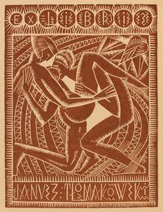 Janusz Tlomakowski, Art-exlibris.net