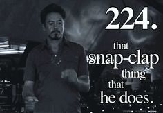 Did Tony Stark do that or Robert Downey JR? (GIF)